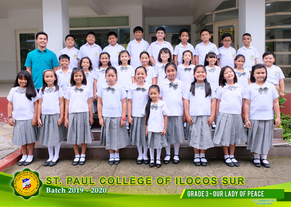 GRADE-3---OUR--LADY--OF--PEACE