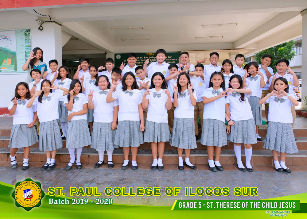 GRADE--5---ST-THERESE--OF--THE--CHILD--JESUSw