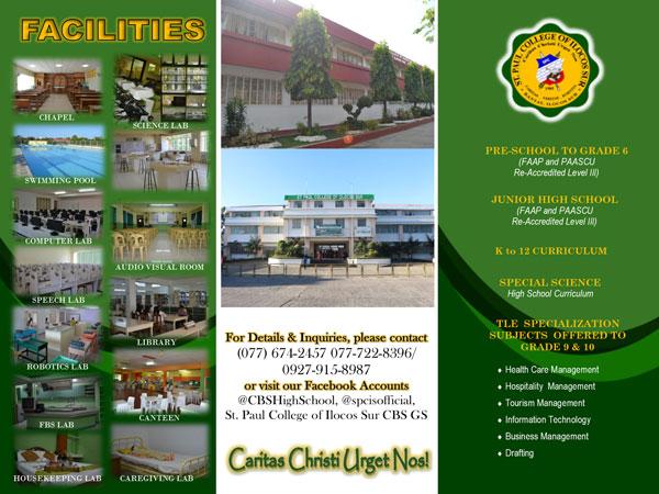 st paul facilities