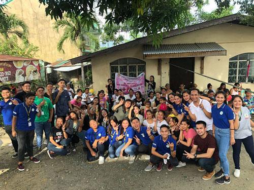 community aid mission