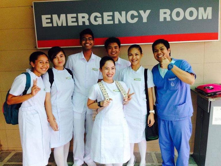 emergency room nursing
