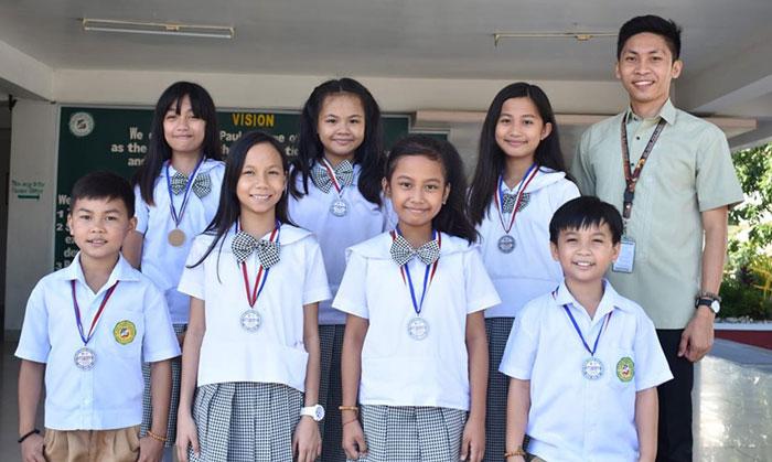 grade school department team