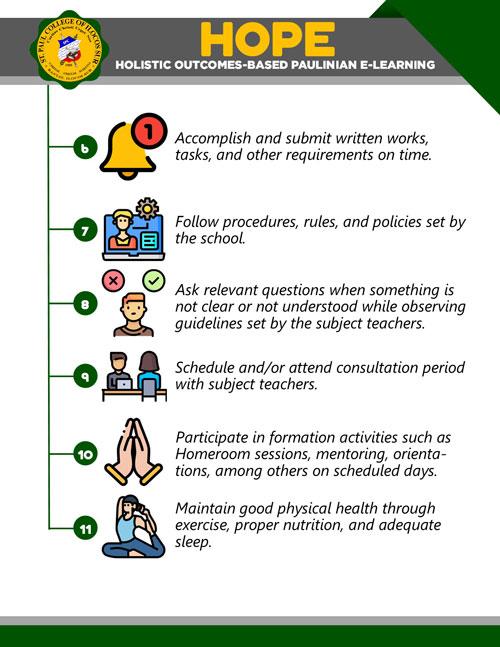 holistic outcomes-based paulinian e-learning 18