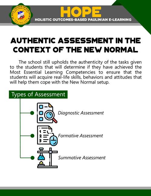 holistic outcomes-based paulinian e-learning 23