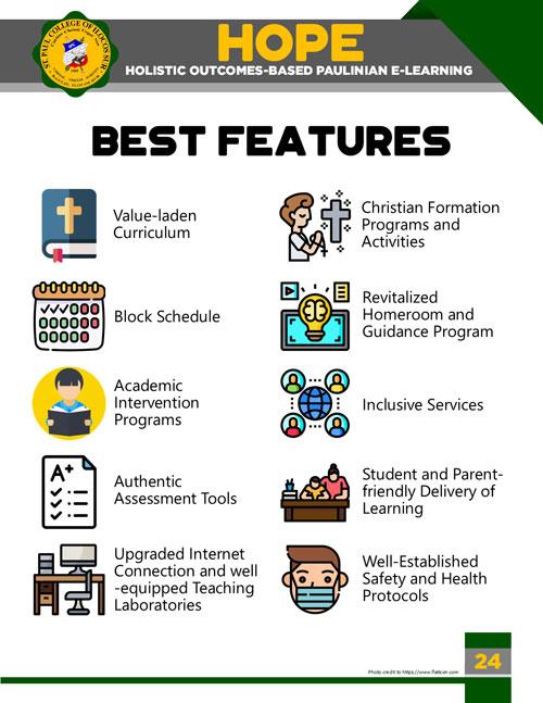 holistic outcomes-based paulinian e-learning 26