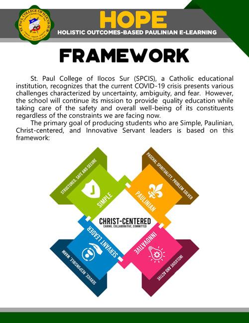holistic outcomes-based paulinian e-learning 31