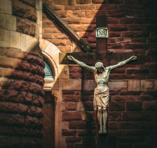 jesus in cross paulinian core values