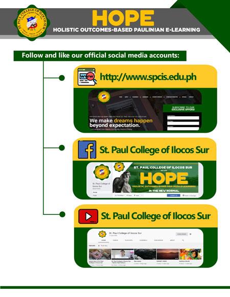college holistic outcomes-based paulinian e-learning 02