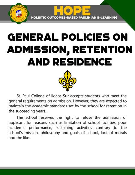 college holistic outcomes-based paulinian e-learning 13