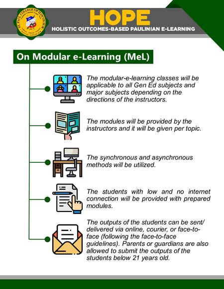 college holistic outcomes-based paulinian e-learning 23