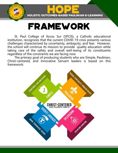 college holistic outcomes-based paulinian e-learning 27