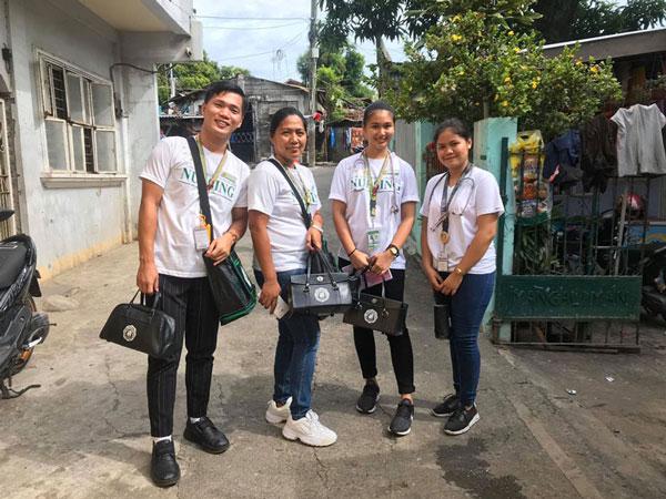 nursing community mission