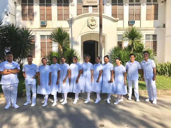 nursing duty