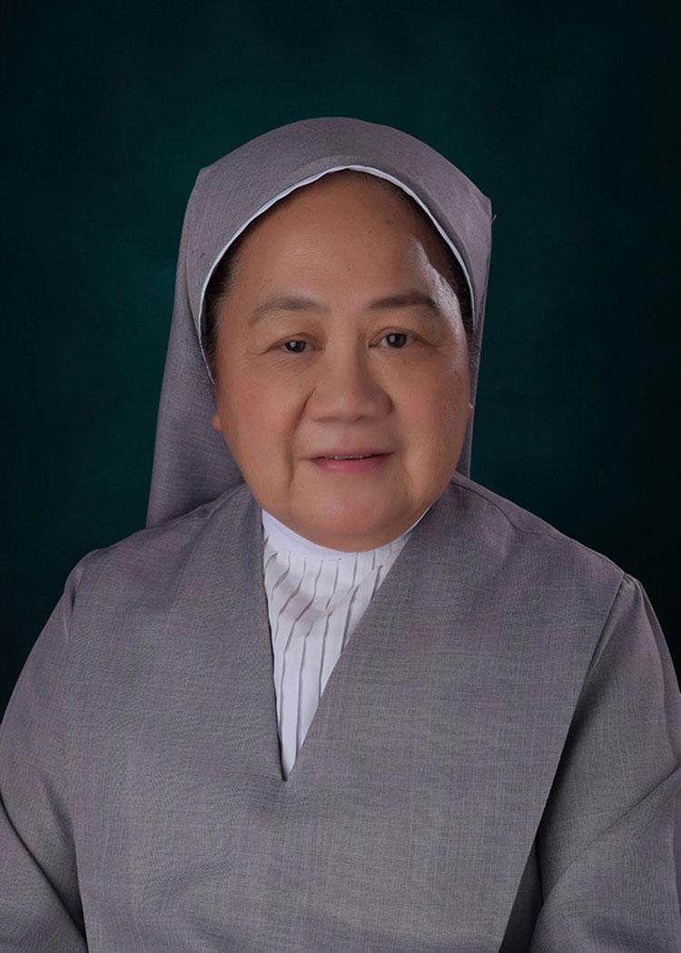 Sr Mary Cecilia Albea Spc