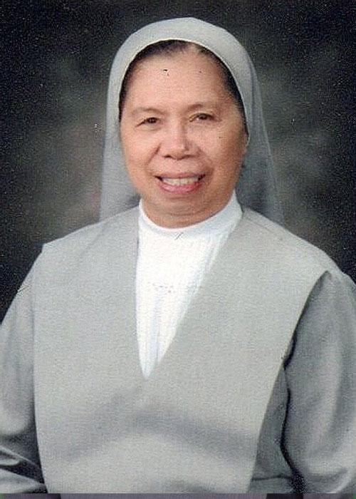 Sr Fidelisa De Marie Portillo Spc